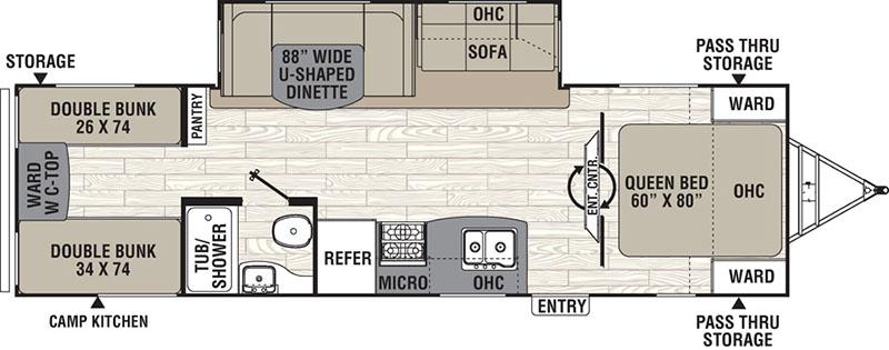 29ft floor plan