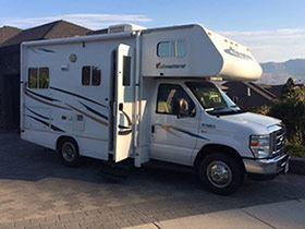 Rent A Motorhome In The BC Okanagan Canada