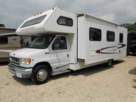 Large Motorhome for Rent