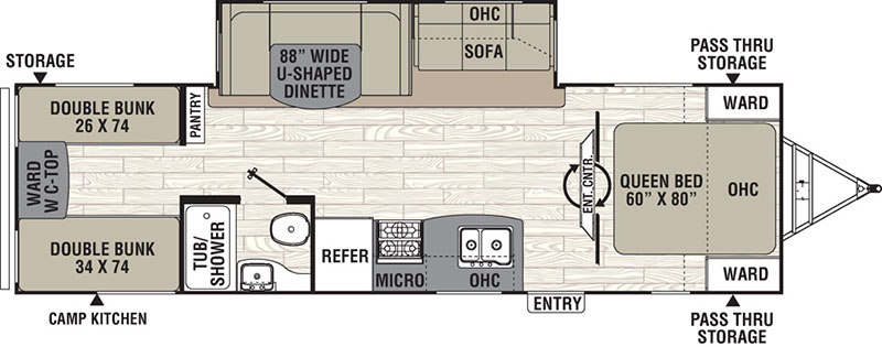 29ft floor plan