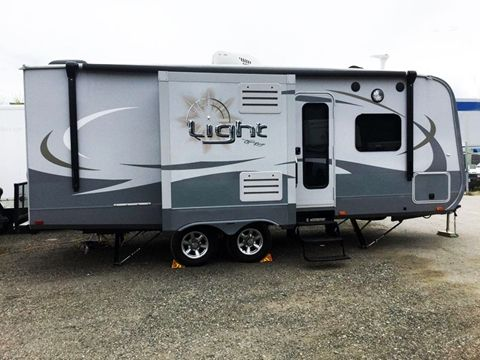 Small Travel Trailer for Rent